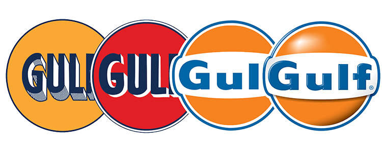 gulf logo history 28 images gulf oil race team patch